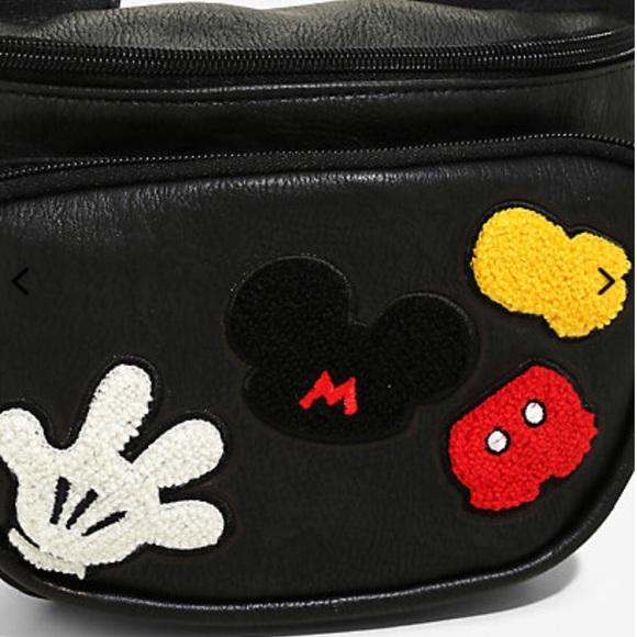 DIsney World Loungefly Mickey Rainbow Ears Sequenced Wallet NWT
